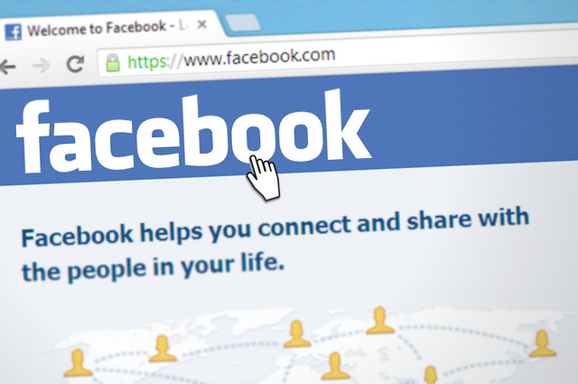login Facebook